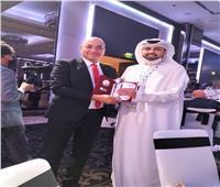 مصري يفوز بجائزة أفضل مدرب في المؤتمر العالمي لأمن الطيران