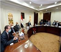 وزير الإسكان ورئيس «العربية للتصنيع» يستعرضان موقف توفير المستلزمات لمشروعات «حياة كريمة»