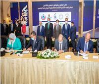 برتوكولات تعاون لتجهيز وتشغيل مشروعات التنمية المستدامة بقرية سيدي عبد الرحمن