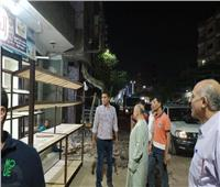 حملات يومية مكثفة لإزالة الإشغالات والمخالفات بشوارع الشرقية