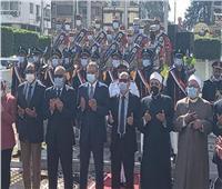 نائب رئيس جامعة طنطا يشارك فى احتفالات المحافظة بانتصارات أكتوبر