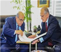 السفير اليوناني يستعيد ذكريات طفولته في مصر في مكتبة الإسكندرية