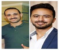 «محمود كساب» و«باسم دياب» المحرران المثاليان لـ«بوابة أخبار اليوم» في سبتمبر