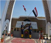 رئيس جامعة المنيا يشهد احتفالات المحافظة بذكرى نصر أكتوبر الـ 48