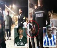 الشرطة البريطانية تعتقل نجم فريق برايتون  فيديو