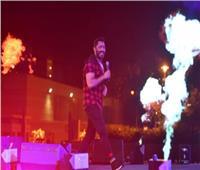 تامر حسني يواصل سيطرته على حفلات الإسكندرية | صور