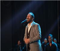 علي الحجار يحيي حفلا غنائيًا في ذكرى نصر أكتوبر بمسرح الزمالك| صور