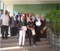 التعليم العالي: «الوطنية لليونسكو» تكرم الطلاب الفائزين في الأولمبياد العربي