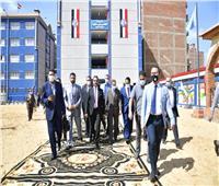 في ذكرى الصمود.. افتتاح 3 مدارس جديدة وإطلاق قافلة وماراثون بالغربية