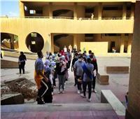 جامعة حلوان: مستعدون لاستقبال الطلاب الجدد وتيسيرات في سداد المصروفات