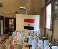 مدارس مصر القديمة تتزين بعلم مصر استعدادًا للعام الجديد