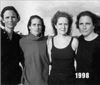 4 شقيقات قاموا برصد ملامحهم لمدة 40 عامًا | صور
