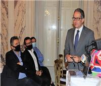 وزير السياحة: موعد افتتاح المتحف الكبير مرتبط بالحالة الصحية في العالم