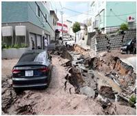 إصابة 6 أشخاص في زلزال ضرب طوكيو