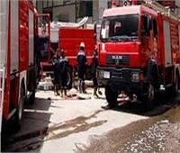 السيطرة على حريق نشب داخل شقة سكنية بعين شمس