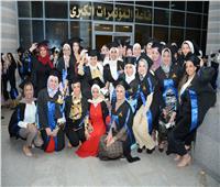 ألسن عين شمس تحتفل بتخرج دفعات ٢٠٢٠/٢٠١٩ و ٢٠٢٠/٢٠٢١