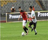تصفيات المونديال  التعادل السلبي يحسم الشوط الأول بين مصر وليبيا