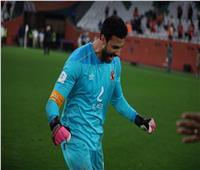 حبيبي يا شنو.. رسالة خاصة من الحضري لـ«الشناوي» بعد مباراة ليبيا