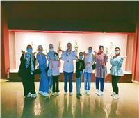 «متحف الغردقة» يستقبل طلاب المستقبل ضمن جولات أفراح طلائع الجمهورية