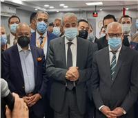مصليحي يفتتح بالشرقية المجمع النموذجى لخدمات وزارة التموين
