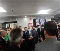 وزير التموين يفتتح مجمعًا نموذجيًا لتقديم الخدمات بالشرقية   صور