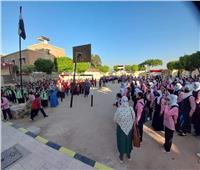 حملات تطهير وتعقيم للمدارس بالإسكندرية