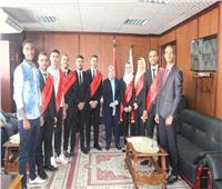 «حقوق السادات» تنظم اللقاء الطلابي الأول بالقيادات الجامعية