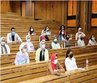 انتظام الدراسة بكليات جامعة القاهرة من اليوم الأول