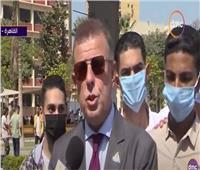 جامعة عين شمس تكشف نسبة إجمالى من تلقوا لقاح كورونا  فيديو