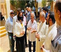 غادة علي: توجيهات الرئيس تركز على توفير حياة كريمة للمواطنين