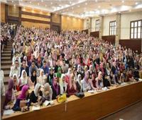 رئيس جامعة عين شمس: استقبلنا الطلاب في بداية العام الدراسي بحضور 100%