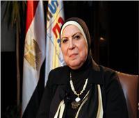 وزيرة التجارة: جناح مصر باكسبو دبي 2020 أبهر العالم بعد أسبوعين من الافتتاح