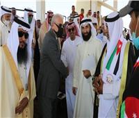 محافظ جنوب سيناء يختتم فعاليات سباق الهجن بمضمار سباقات الفروسية بشرم الشيخ