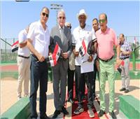 67 دولة تشارك في بطولة التنس الدولية على مجمع ملاعب سوهو الدولي