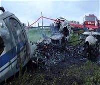 تحطم طائرة تقل مظليين في روسيا