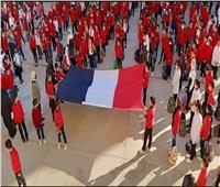 بعد رفع الطلاب لعلم فرنسا في أول يوم دراسي .. «التعليم» تحقق في الواقعة
