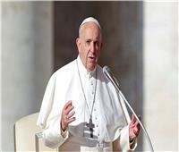 بابا الفاتيكان يتعهد بمواصلة الذود في الدفاع عن الفقراء