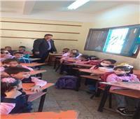 انتظام العملية التعليمية فى ٢٧٥٠ مدرسة بسوهاج