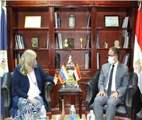 مصر وسلوفينيا يبحثان التعاون في القطاع السياحي