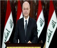 الرئيس العراقي: الاعتراض على نتائج الانتخابات حق مكفول