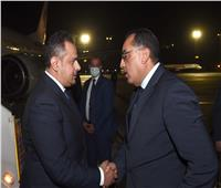 رئيس الوزراء يستقبل نظيره اليمني بمطار القاهرة