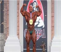 قرطام: بيج رامي يسعى لحصد «مستر أولمبيا» العام المقبل