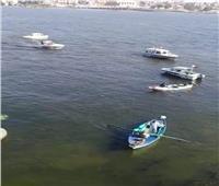 رغم مرور 6 ساعات.. استمرار البحث عن ضحايا حادث سقوط ميكروباص من كوبري الساحل