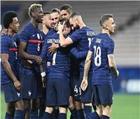 دوري الأمم الأوروبية  فرنسا بـ«القوة الضاربة» أمام إسبانيا