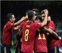دوري الأمم الأوروبية  إسبانيا تهاجم فرنسا بـ«توريس وسارابيا وأويارزابال»