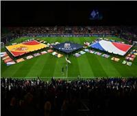 دوري الأمم الأوروبية  انطلاق مباراة إسبانيا وفرنسا