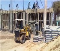 محافظ أسوان يتابع مشروعات «حياة كريمة» ويوجه بسرعة التنفيذ