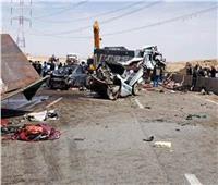 مصرع وإصابة ٧ اشخاص في حادثين بالشرقية