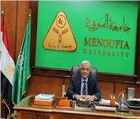 طلاب جامعة المنوفية يمحون أمية 15 ألف شخص بالمحافظات