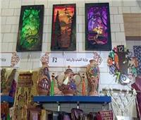 أندية الفتاة والمرأة بالشرقية تُشارك في معرض «تراثنا الدولي»